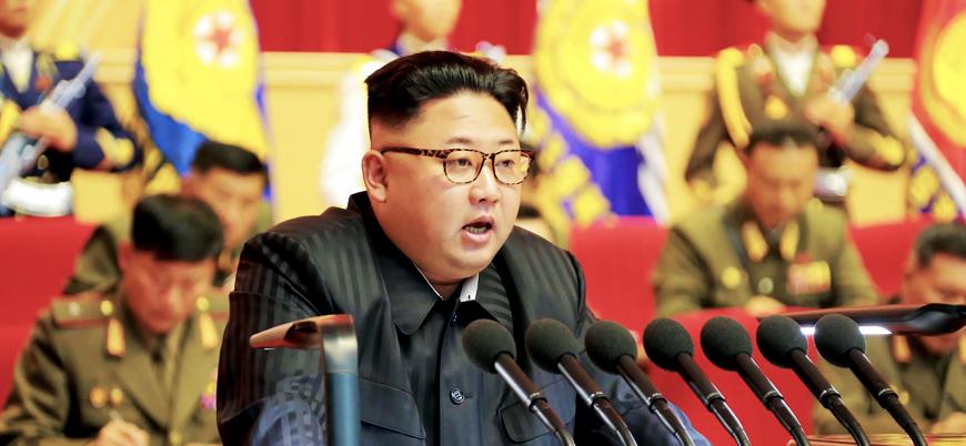 Casusluk iddiaları öne sürülmüştü: Kim Jong nükleer ekibini değiştirdi
