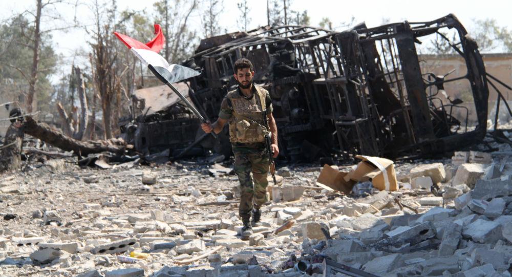 Deyr ez Zor'da rejimin ölüm kalım savaşı