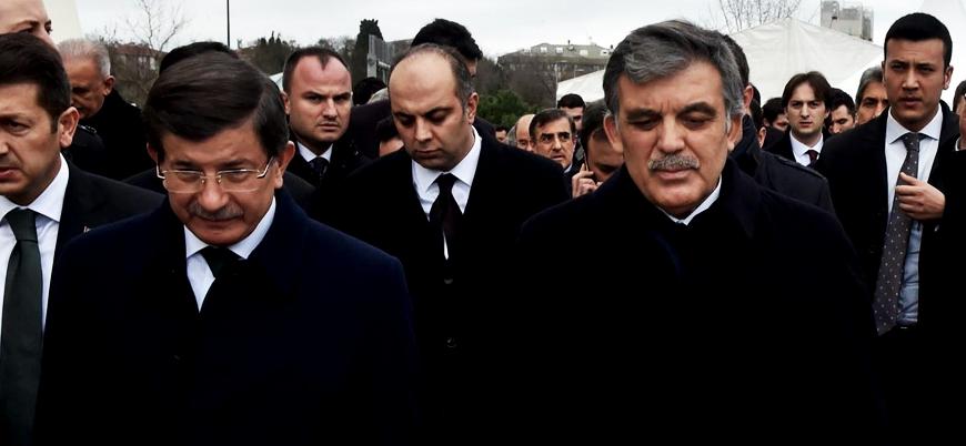 """""""Gül ve Babacan'ın kuracağı yeni partide Davutoğlu da yer alabilir"""""""