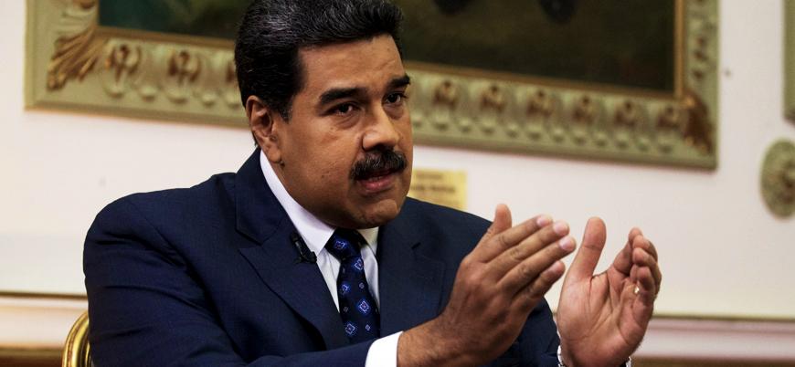 """""""Maduro Venezuelalı şirketlere Türkiye ve Rusya'da banka hesabı açma talimatı verdi"""""""