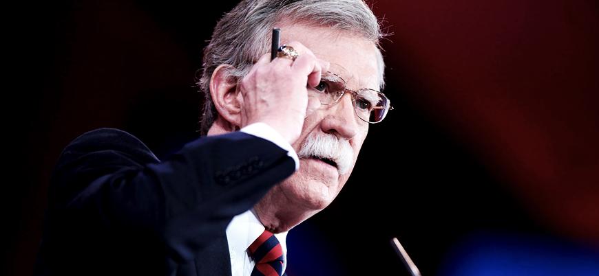 Bolton: Venezuela'nın BM Askeri Ataşesi Guadio'yu geçici başkan olarak tanıdı