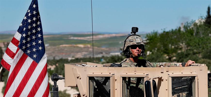 Çekilme kararına rağmen 200 ABD askeri Suriye'de kalmaya devam edecek