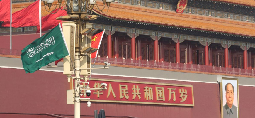 Veliaht Prens Asya turunun son durağı Çin'de