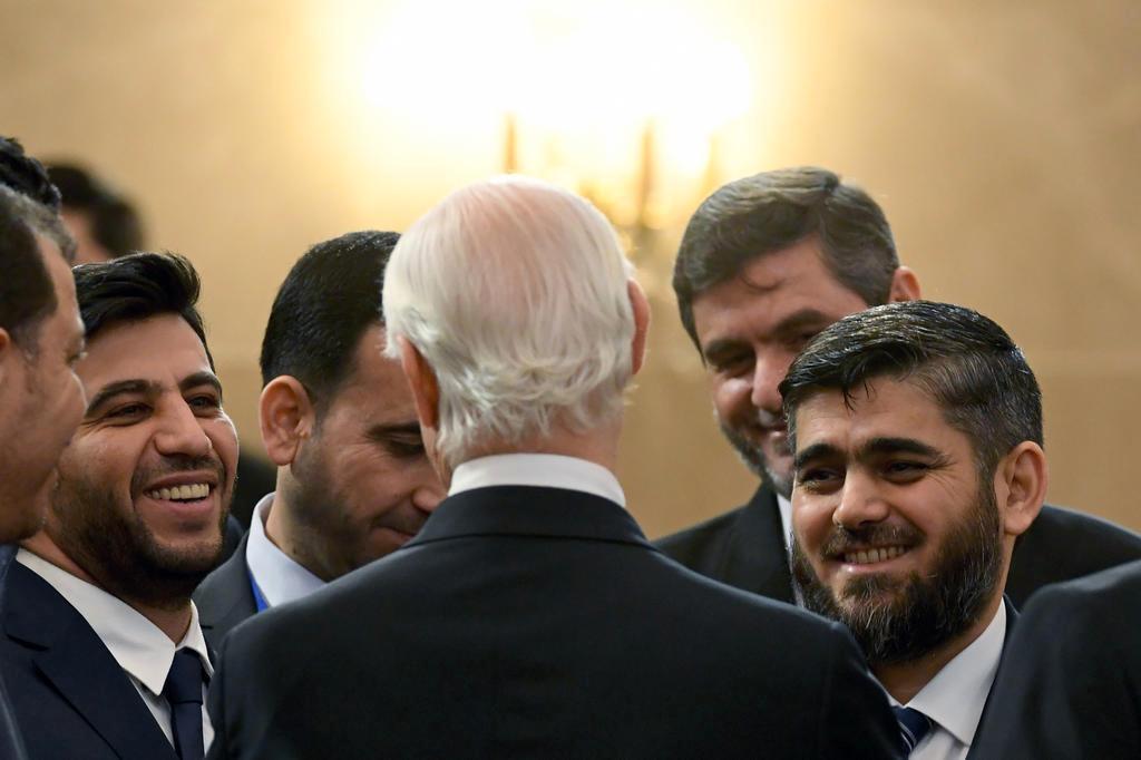 Suriye Muhalefeti Moskova yolcusu
