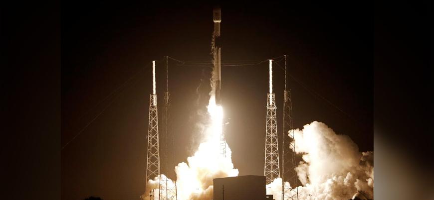 Elon Musk'ın Space X'i İsrail'i Ay'a taşıyor