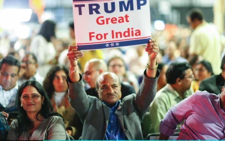 Trump Hindistan Başbakanı'nı davet etti