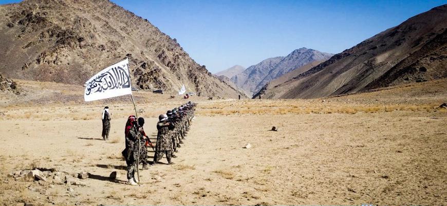 Afganistan'ın güneyinde bir ilçe merkezi Taliban tarafından ele geçirildi