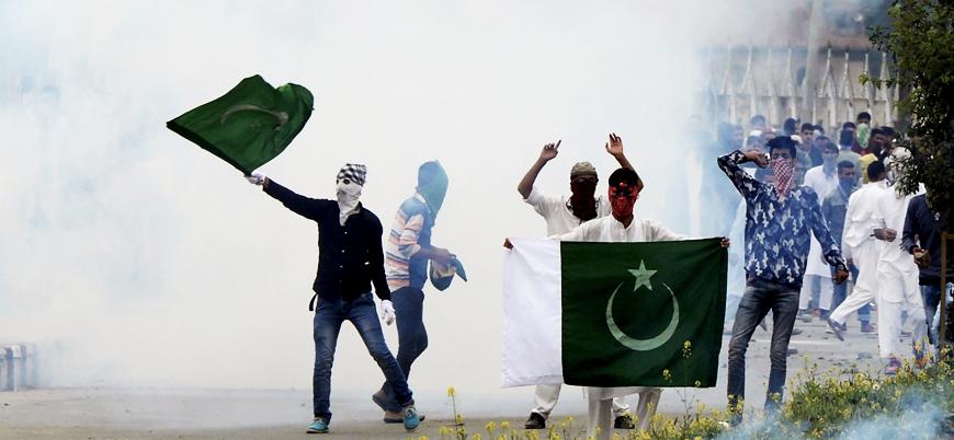 Pakistan'dan Hindistan'a Keşmir çıkışı: 'Karşılık veririz'