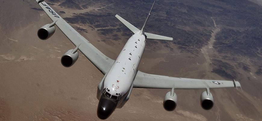 ABD'den Rusya toprakları üzerinde keşif uçuşu
