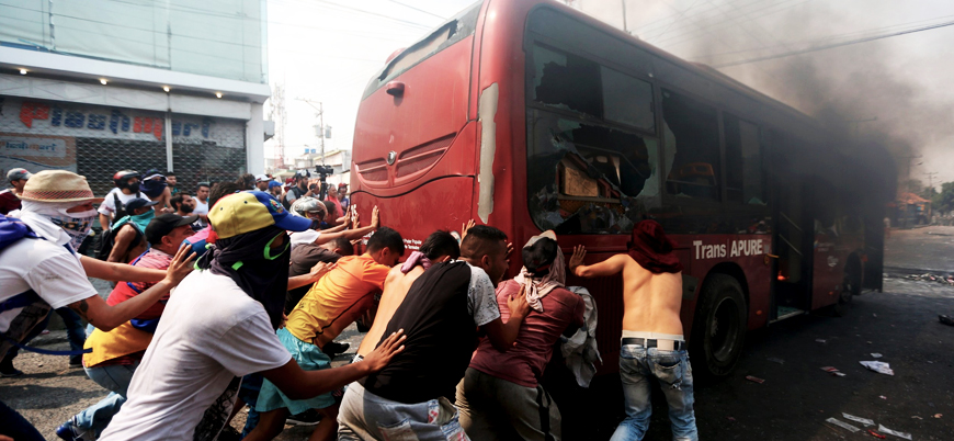 Venezuela'da gerginlik tırmanıyor: 'Komutanların çoğu Türkiye'ye gitti'