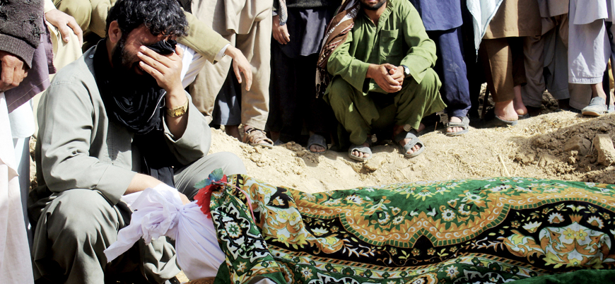 ABD Afganistan'da bir mescidi havaya uçurdu, üç sivili öldürdü