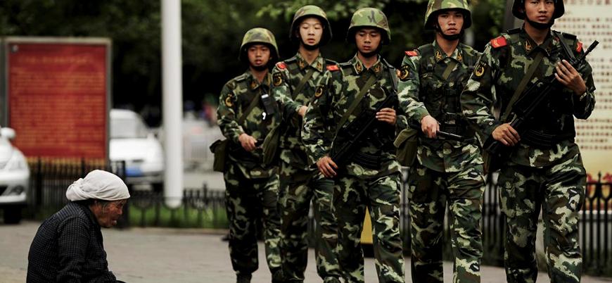 Çin: Doğu Türkistan'daki terörle mücadelemiz alkışlanmalı