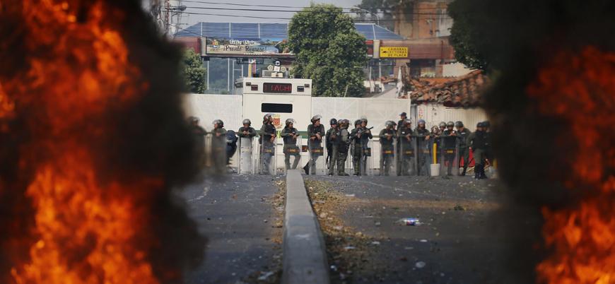 Rusya: ABD Venezuela'ya müdahale hazırlığında