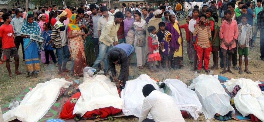 Hindistan'da kaçak içkiden ölenlerin sayısı 130'u aştı