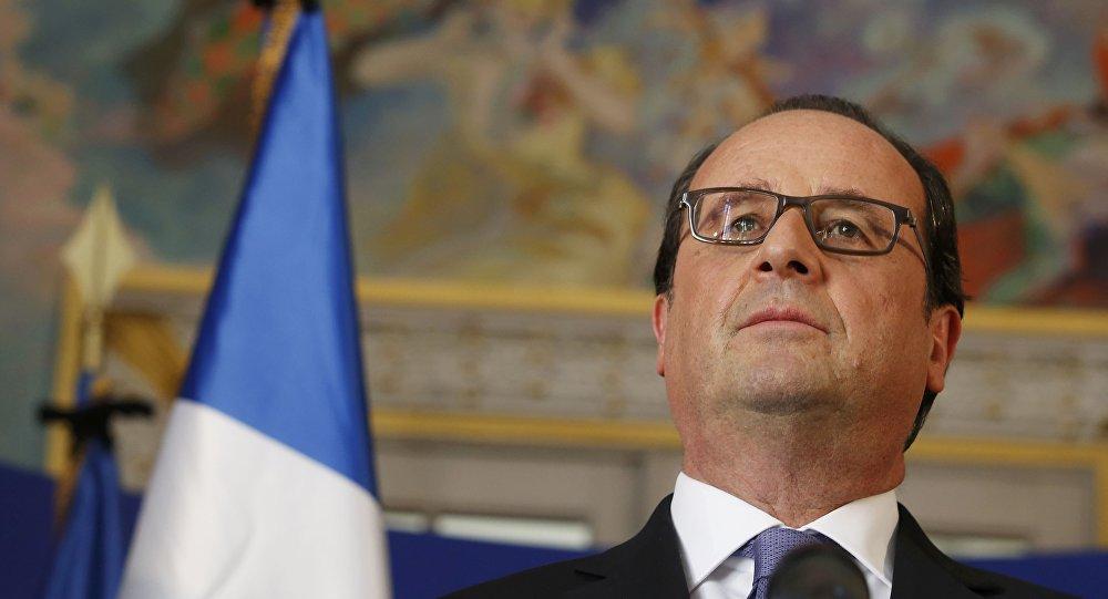 Fransa FARC'ı ziyaret etti