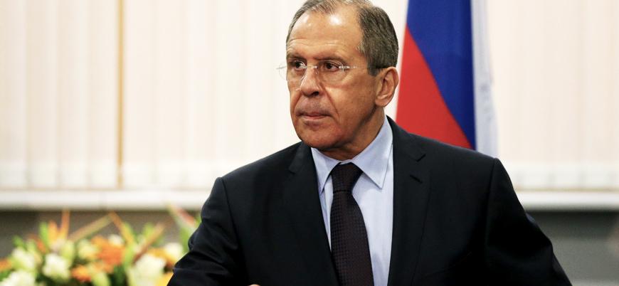 Lavrov: ABD ile yapıcı görüşmelere hazırız ancak öğretmen-öğrenci prensibinde değil