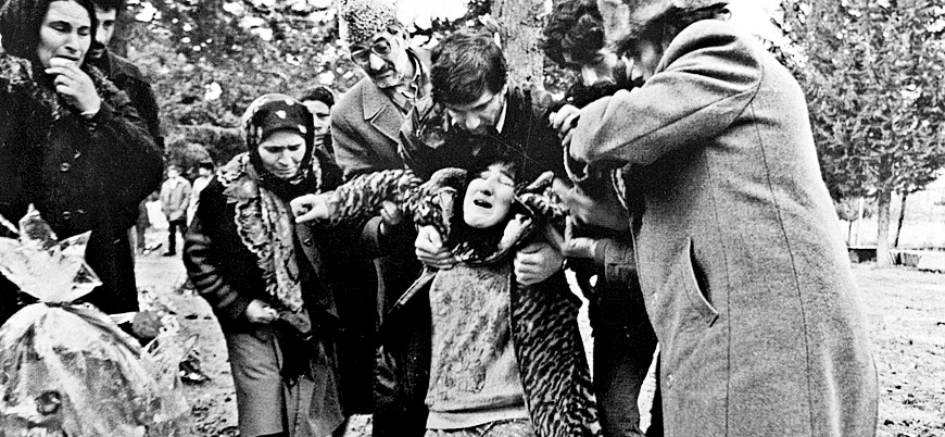 Rus destekli Ermeni güçlerin gerçekleştirdiği Hocalı Katliamı 28'inci yılında