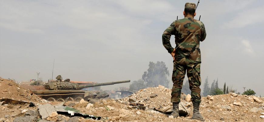 Suriye'de 728 Filistinli Esed rejiminin safında öldü