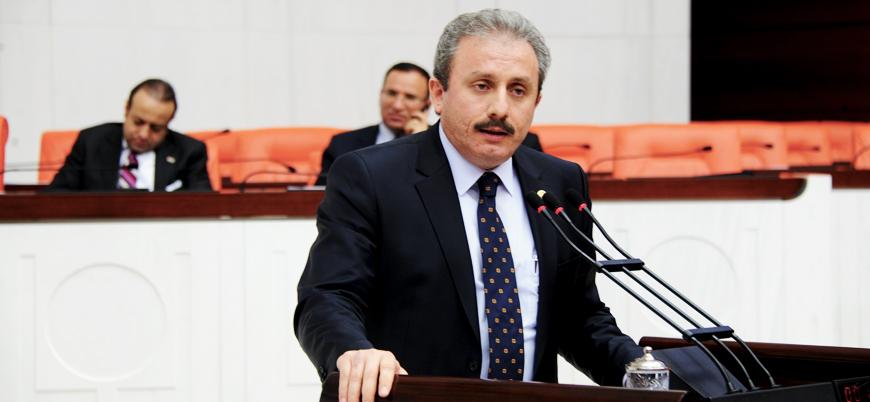 AK Partili Mustafa Şentop TBMM Başkanlığına seçildi
