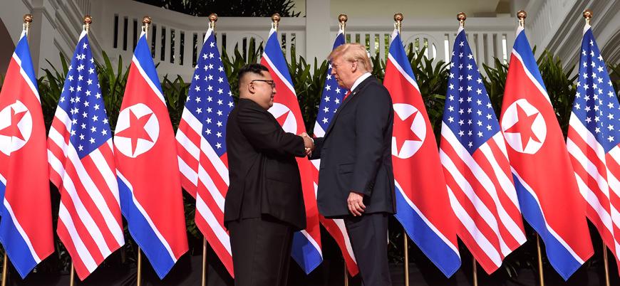 ABD, Kuzey Kore zirvesi öncesi Rusya'dan tavsiye istedi