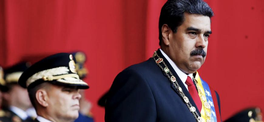 Lima Grubu'ndan Maduro'ya istifa çağrısı