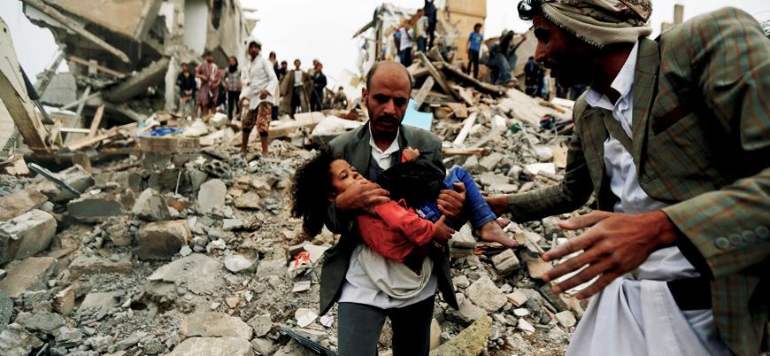 BM: 1,2 milyon Yemenli çocuk savaş bölgesinde yaşıyor