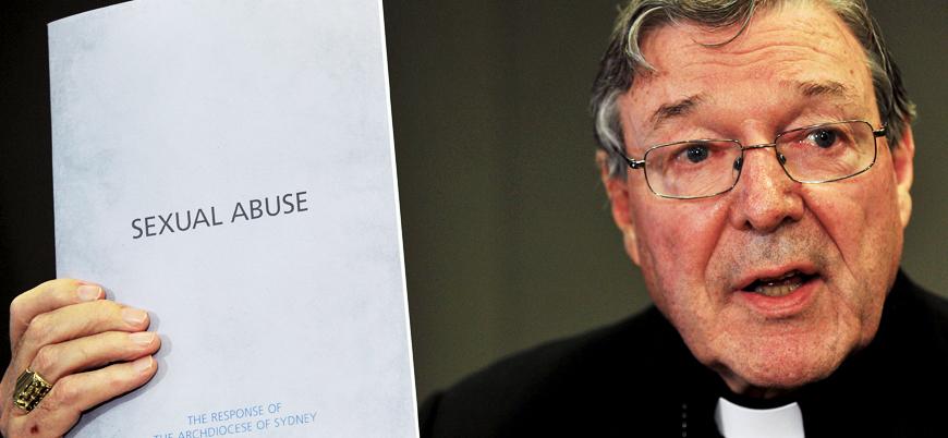 Papa'dan sonra gelen üçüncü isimdi: Katolik yetkili cinsel tacizden suçlu bulundu