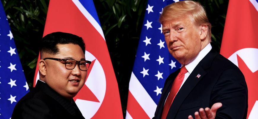 Trump: Kim'in sözünü tutacağına inanıyorum