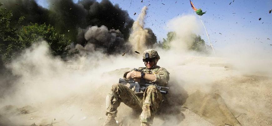 ABD savaş uçakları Afganistan'da 'hedef şaşırdı': Kabil hükümeti güçlerine hava saldırısı