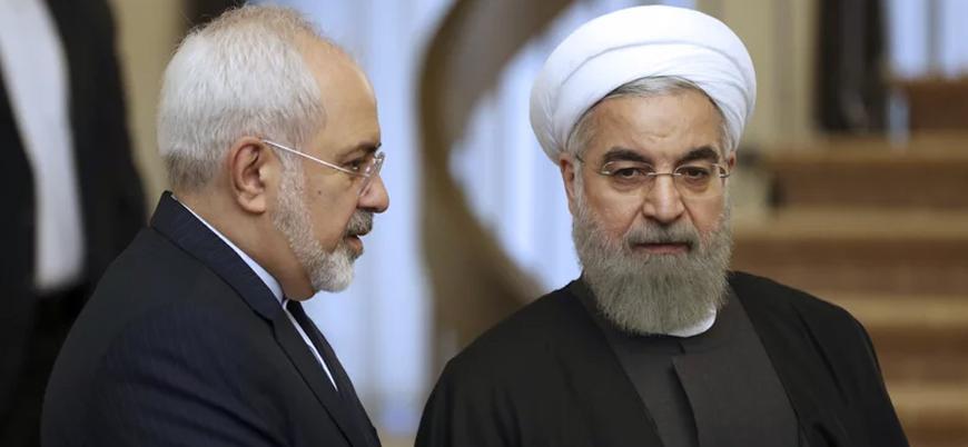 Ruhani Zarif'in istifasını kabul etmeyecek