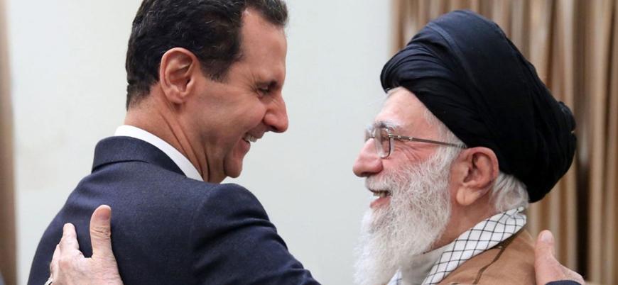 Suriye'deki iç savaştan beri ilk: Esed'den İran'a resmi ziyaret