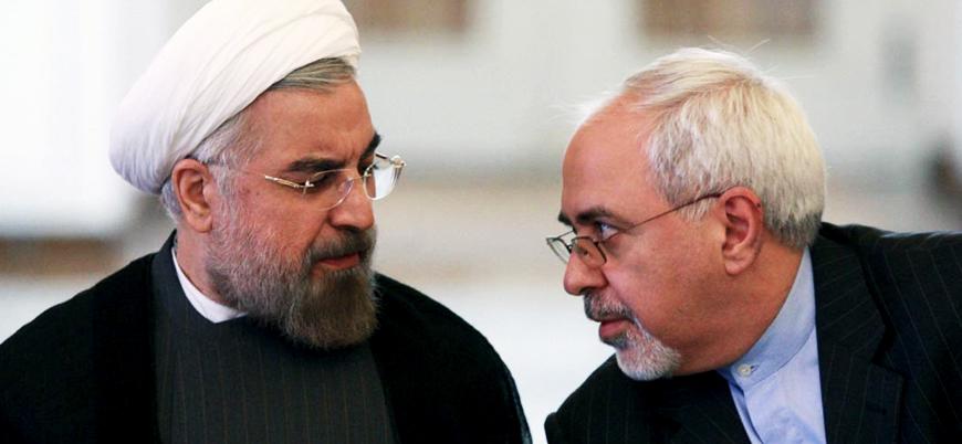 Zarif'in istifası Ruhani engeline takıldı