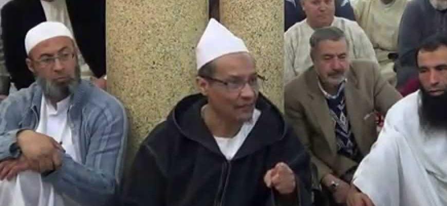 Cezayir'de İslami Selamet Cephesi'nin eski liderlerinden Ali Belhac gözaltına alındı