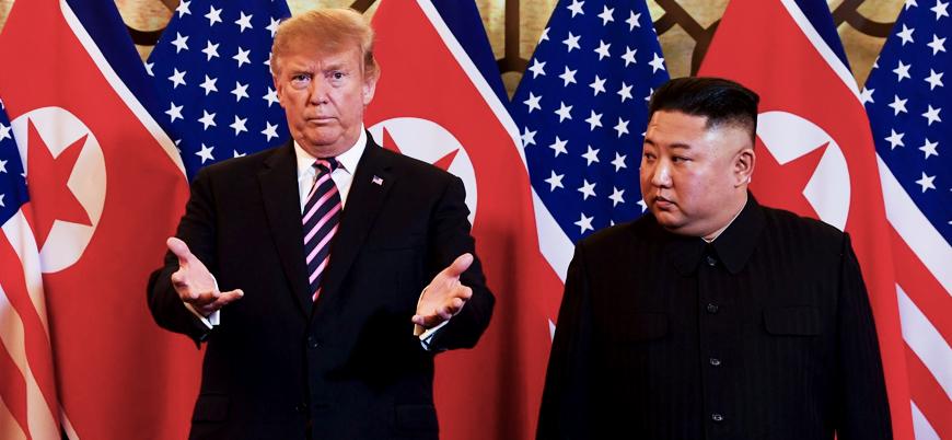 Trump Kim Jong-un zirvesinde anlaşma sağlanamadı