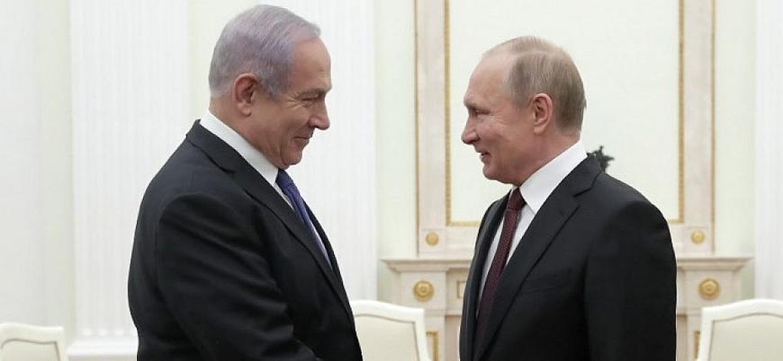Rusya Devlet Başkanı Putin İsrail'de