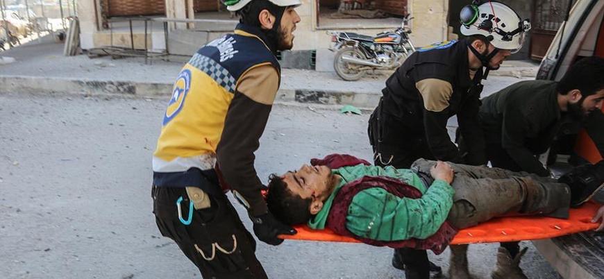 BM: Esed güçlerinin silahsızlanma bölgelerine saldırıları insani kayıplara yol açtı