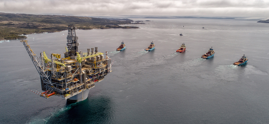 Doğu Akdeniz'deki en büyük doğalgaz rezervi bulundu