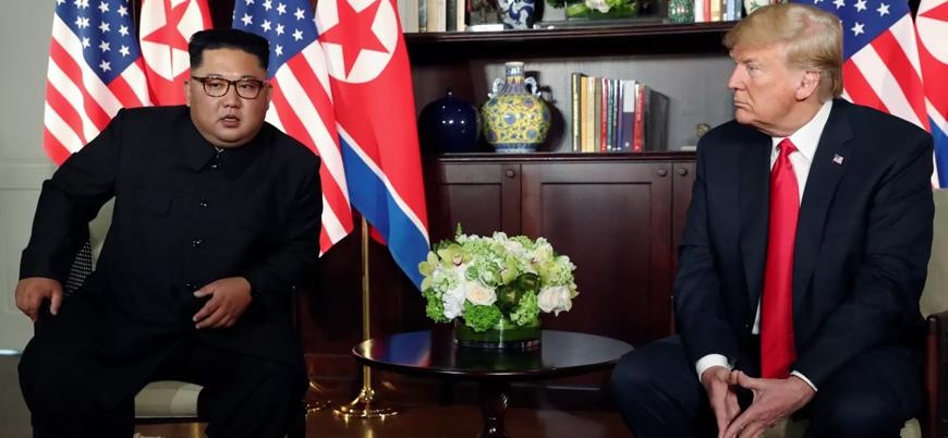 Anlaşma sağlanamayan ABD Kuzey Kore zirvesi sonrası çelişkili açıklamalar