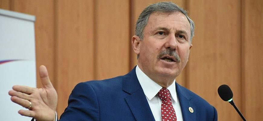 AK Partili Özdağ: Bu seçimlerin beka ile alakası yok