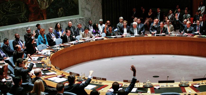 ABD'nin Venezuela tasarısına Rusya ve Çin'den veto