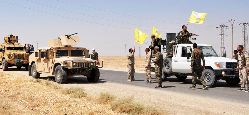 YPG IŞİD'in elindeki son bölge olan Bağuz'a saldırı başlattı