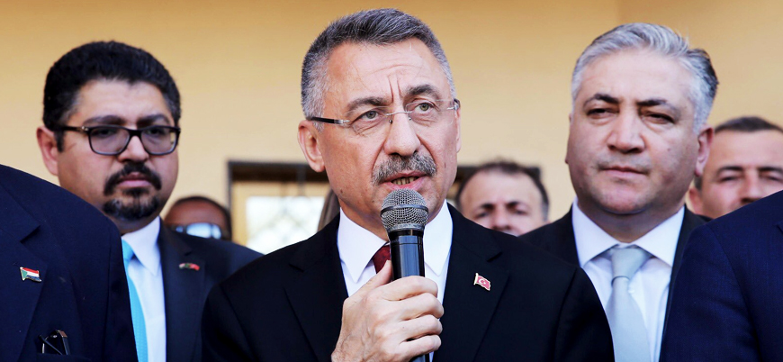 Cumhurbaşkanı Yardımcısı Oktay'dan 'milli uçak' açıklaması: 2023'te hangardan çıkıyor