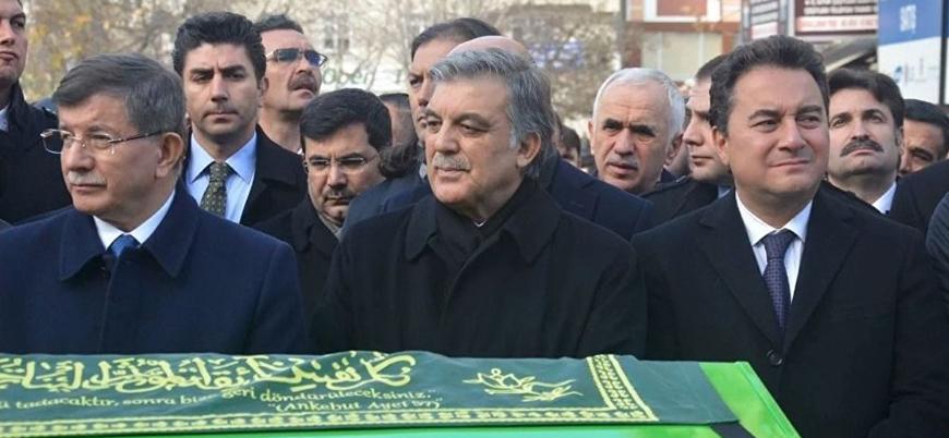 """""""Eski AK Partililer yerel seçim sonuçlarına göre parti kuracak"""""""