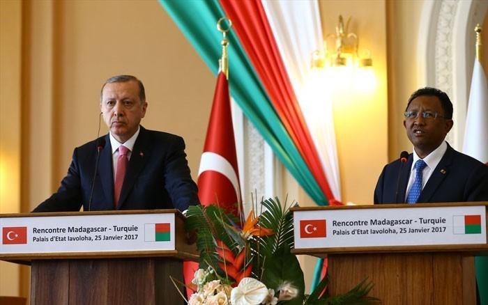 """""""Türk ekonomisi bir başarı hikayesi"""""""