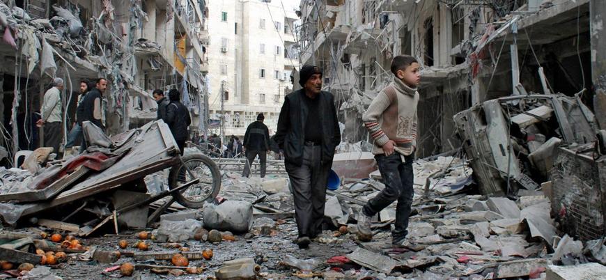 BM: Suriye'nin üçte ikisi yardıma muhtaç