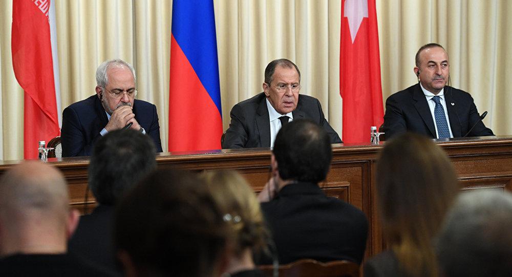 """""""Rusya-Türkiye-İran işbirliği güçlenecek"""""""