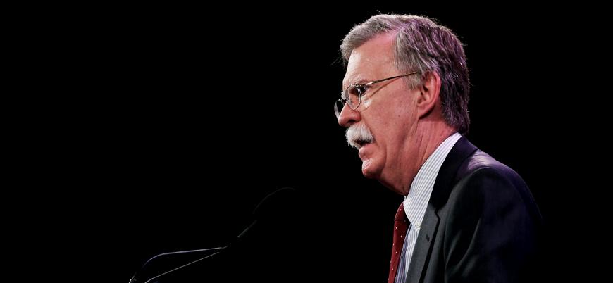 Bolton: ABD Venezuela'daki iktidarın değişmesi için koalisyon kurmak istiyor