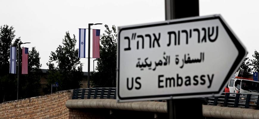 ABD'den Kudüs'teki diplomatik misyonları birleştirme kararı