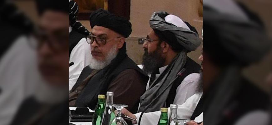 Taliban liderlerinden Molla Birader Özbekistan Dışişleri Bakanı ile görüştü