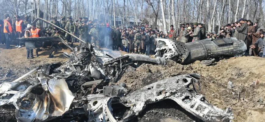 ABD ile Pakistan arasında F-16 krizi: Hint uçağının düşürülmesi araştırılıyor